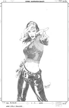 Rogue ish 1 unused pencils by guisadong-gulay