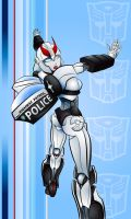 Femme Prowl - Color by taisryo