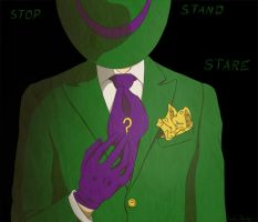 Stop Stand Stare by realityhelix