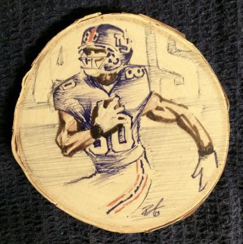 NFL Coaster Samples by RaySee