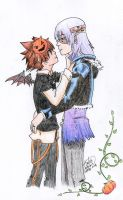 Halloween Love by UndergroundRacer57