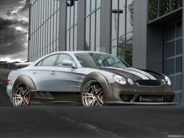Mercedes CL-E-S B 63 AMG -VT- by PepiDesigns