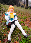 Tales of the Abyss: Natalia by Garnet90