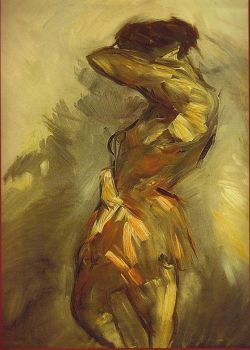 Oil Painting44 by iscanoglu