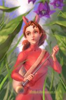 Arrietty by Lillkun