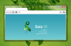Chrome Gaia10 --CRX Edition-- by Project-Tsm