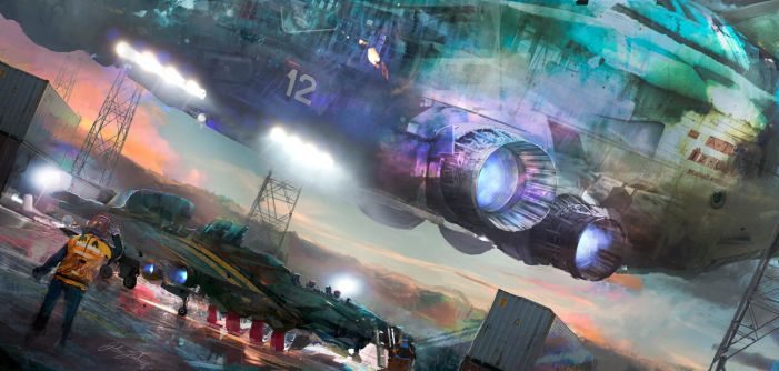 The Departure by mastrman