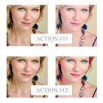 Photoshop action 11 - 12 by xVanillaSky