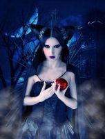 Evil Queen by Angel-Creations95