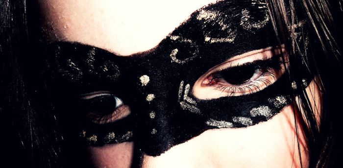 Masquerade Make Up 1 by oOKessandraOo