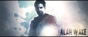Alan Wake Signature by v1ol3nce