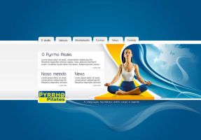 Pyrrho Pilates WebSite by eaj