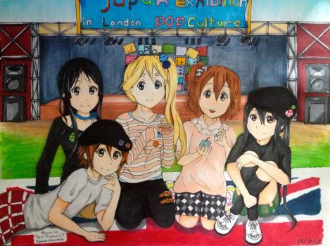 K-On!! Movie by SyncTempest27