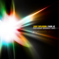 Light Explosion Pack #2 [Ps Brushes] by graphicavita