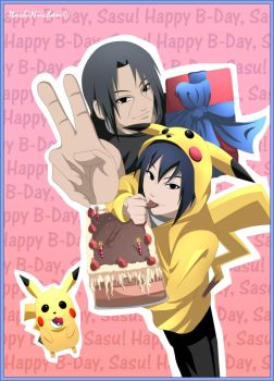 We love you, Sasu! Happy B-Day!! by Chillovery