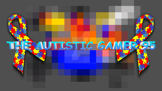 Channel Art for my youtube channel by TheAutisticKid1