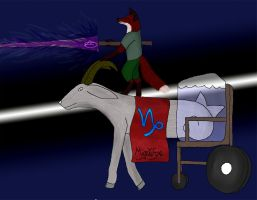 Oct 14, 2007: Capricorn Joust by MigeYeFoxe