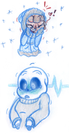 Cold Bodies, Warm Hearts Pt 2 (Undertale) by Leilani-Lily