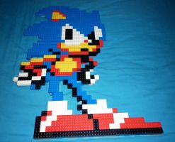LEGO: Sonic_3 by Meufer