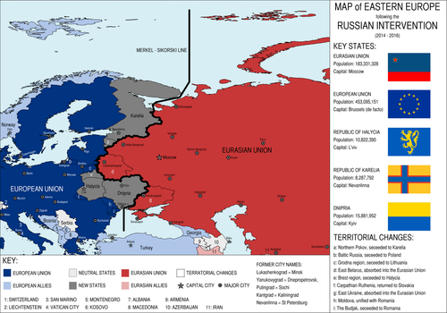 The Partition of Ukraine by HouseOfHesse