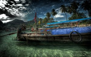 Thai Boat by myINQI