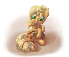 Applejack by MoreVespenegas
