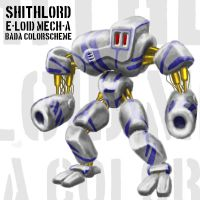 E-LOID MECH-A UNUSED by shithlord