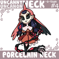 Uncanny Weck #4: Porcelain Weck by The-Knick
