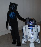 R2D2 meets Talle by Water-Ferret