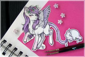 |Commission| Chargerwuvsstarbucks by UsagiMoon98
