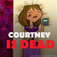 Courtney is Dead by gabymellow