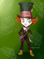 Mad Hatter by Sugigy