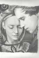 Cosette and Marius - Les Miserables Character Post by OrangeBeuzz