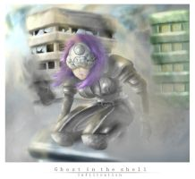 Ghost in the shell: Infiltrate by sakumaa
