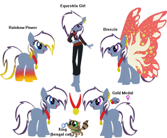 gold medal reff by just-duh