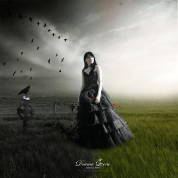 Between Life And Death by Dramaa-Queen