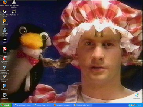 Mr Flibble Sez by TheBof