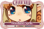 CraftedWoodlandSprite by golemmeisteradopts