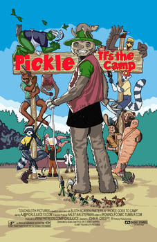 Pickle TFs The Camp by picklejuice13