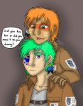 Did you kiss her?...... by Sinbadghost