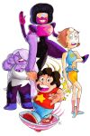 Steven Universe and the Gems by MHG5