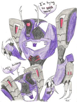 Shockwave is trying to work by Velvela