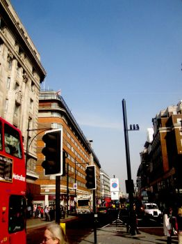 London Street by SoulEater-Maka