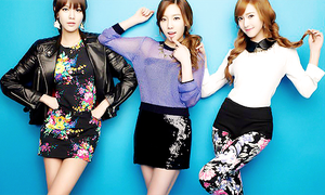[3 part edits] SNSD - Sooyoung Taeyeon Jessica by superaliciouscoyah