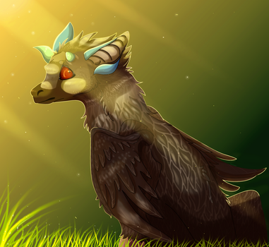 Trico by PlagueDogs123