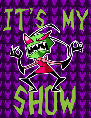 Invader Zim Rant (1) by Cartoonfanatic92