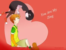 You Are My Zing by Tokio92