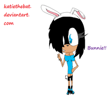 Commission 2/3 Bunnie the ? really dont know by xXSeekaMistaXx