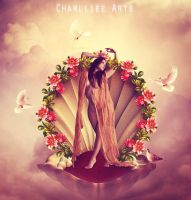 Aphrodite by CharllieeArts