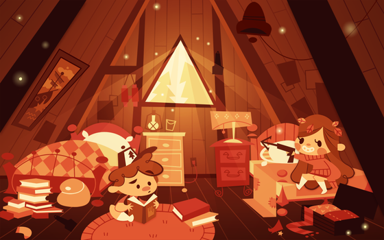 Gravity Falls by Sprits